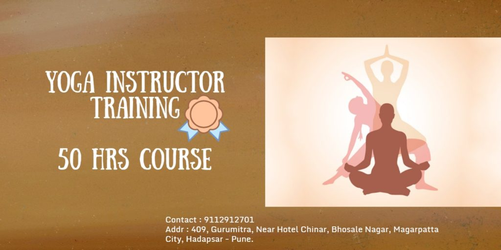 yoga instructor course in pune